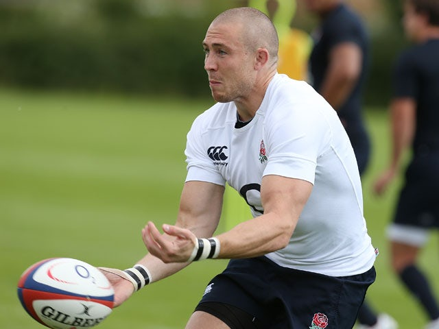 Mike Brown motivated by World Cup failure