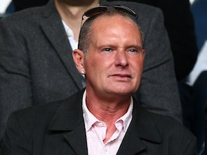 Gascoigne lined up for Italian 'Strictly'?