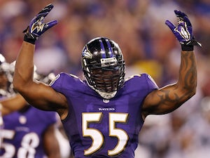 Suggs: 'Ravens not panicking after loss'