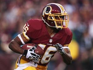 Half-Time Report: Redskins lead despite Griffin, Jackson injuries