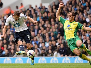Live Commentary: Tottenham 2-0 Norwich - as it happened