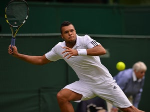Result: Tsonga eases past Mayer