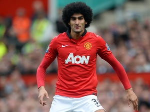 Fellaini: 'Arsenal wanted to sign me'