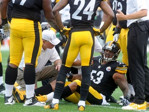 Steelers place trio on injured reserve