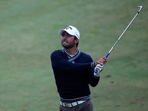 Larrazabal breaks course record to lead KLM Open