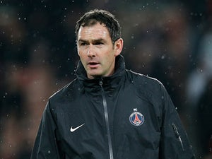 Clement in awe of Ancelotti
