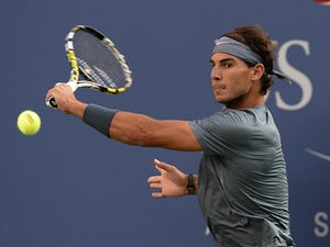 Nadal satisfied with Shanghai progress