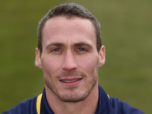 Simon Jones poses for a portrait during the Glamorgan CCC Photocall on April 4, 2013