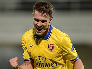 Ramsey fit for Macedonia clash