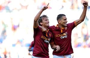 Team News: Ljajic, Borriello get rare Roma starts