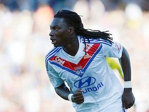 Gomis confirms Lyon exit