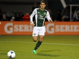 Portland Timbers' Diego Valeri in action against Montreal Impact on March 9, 2013