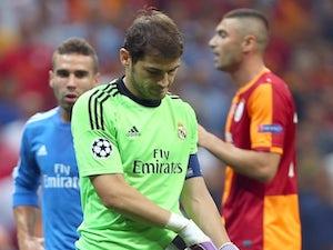 Sanchez: 'Casillas not to blame'