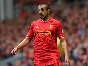 Jose Enrique delighted to be fit again
