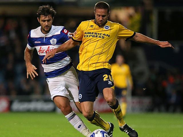 Result: Brighton hold QPR to draw