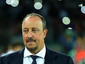 Benitez plans Italy, Armenia trip