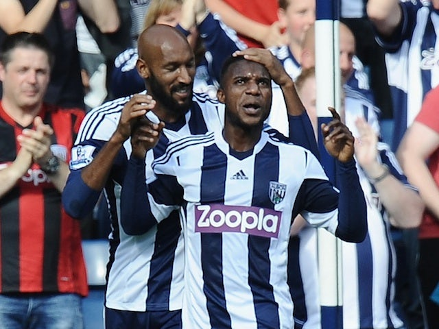Result: West Brom ease past Sunderland
