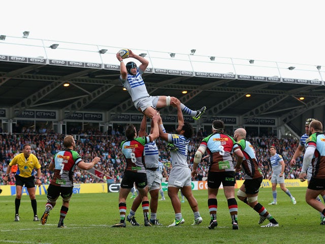 Result: Saracens beat Quins to go top
