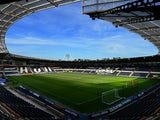 A general view of the Stadium the Barclays Premier League match between Hull City and West Ham United at KC Stadium on September 28, 2013