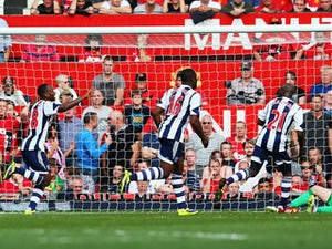 Team News: Berahino, Anelka lead Baggies line