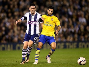 Clarke pleased with Dorrans