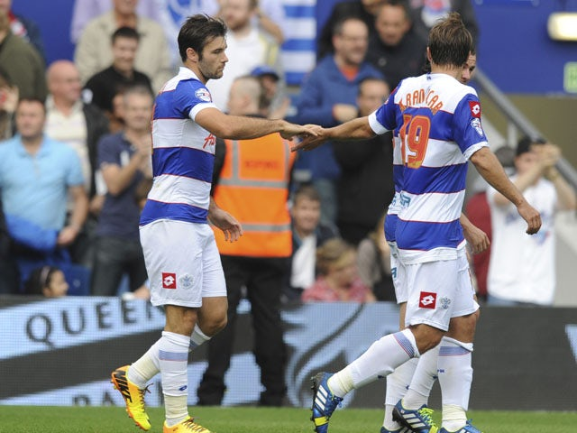 Result: QPR see off Middlesbrough