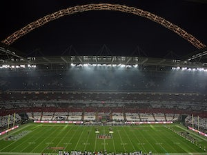 NFL announces three 2014 London games