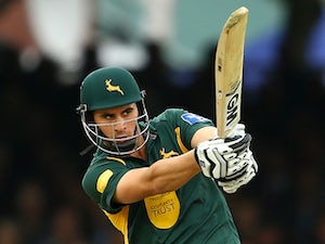 Hales signs new Notts deal, free to play in IPL