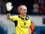 Sheffield Wednesday goalkeeper Chris Kirkland in action against Leeds on August 17, 2013