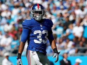 Giants re-sign running back Scott