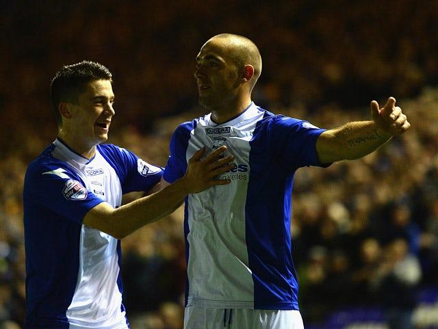 Result: Birmingham put four past Millwall