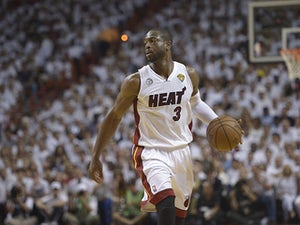Wade ready to play against Pistons