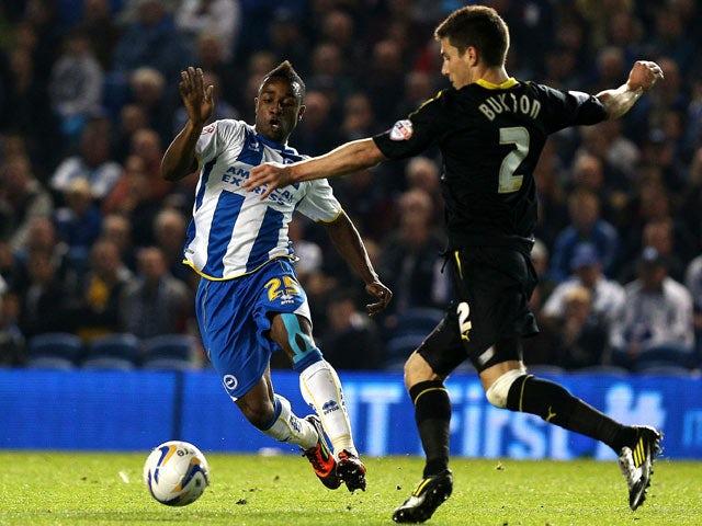 Result: Brighton earn dramatic draw