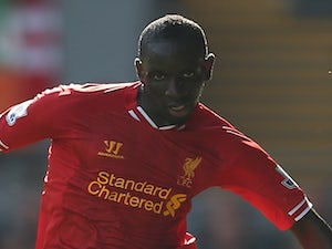 Liverpool's Mamadou Sakho in action against Southampton on September 21, 2013
