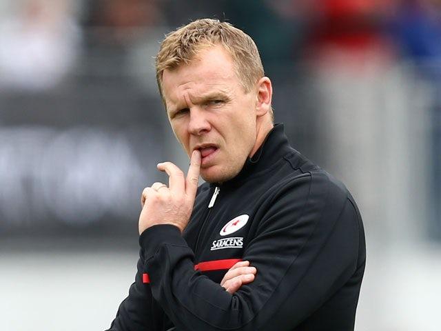 Result: Saracens thrash sorry Scarlets