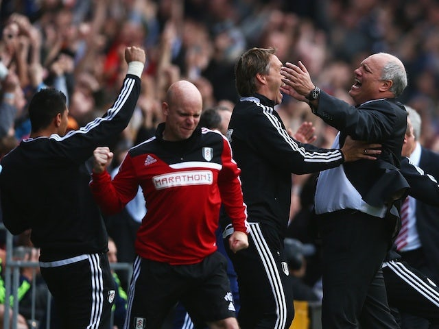 Result: Bent wins it for Fulham