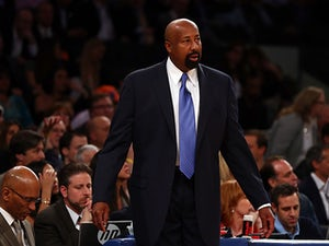 Woodson impressed by Hardaway poise