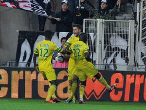 Result: Nantes breeze past Evian TG