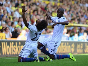 Ivanovic: We expect a lot from Willian