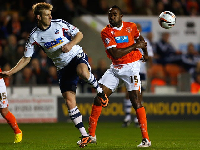 Result: Stalemate at Bloomfield Road