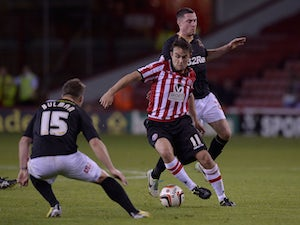Half-Time Report: Blades goalless against Rochdale