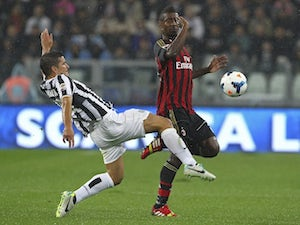 Live Commentary: Juventus 3-2 AC Milan - as it happened