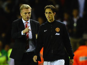 Januzaj keen on Man Utd stay?