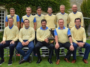 Result: Continental Europe win Seve Trophy