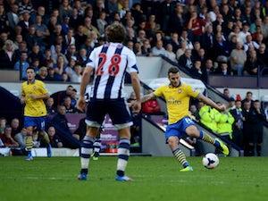 Match Analysis: West Brom 1-1 Arsenal