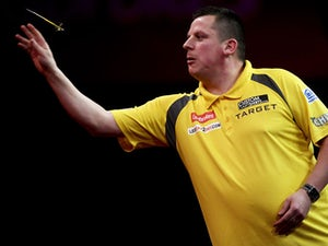 Result: Dave Chisnall reaches first major final