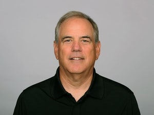 In this handout image provided by the NFL, Dean Pees of the Baltimore Ravens poses for his NFL headshot circa 2011