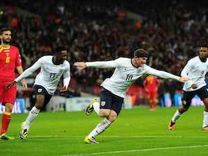 Welbeck pleased with England patience