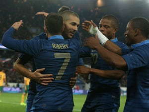 Benzema delighted with goal