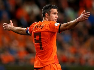 Result: Netherlands hit eight past Hungary
